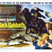 OCTOBER HORROR PARTY REVIEW #4: I tre volti della paura (Black Sabbath) (1963) - dir. Mario Bava