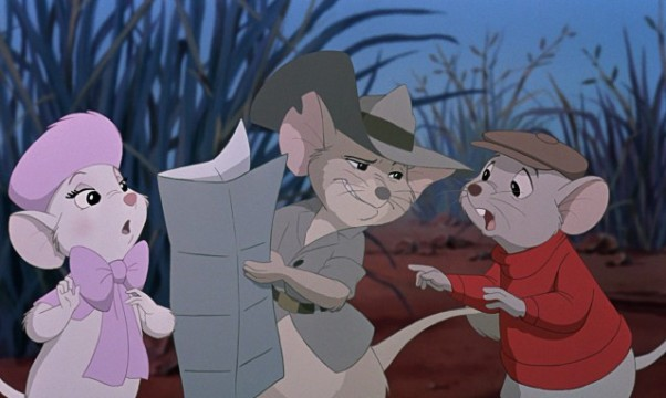 Munir's WDAS Retrospective - The Rescuers Down Under 1