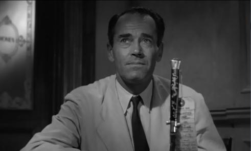 Henry Fonda 12 Angry Men