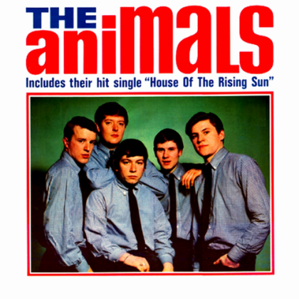 The-Animals-US-The-Animals