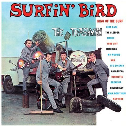 The_Trashmen_-_Surfin'_Bird
