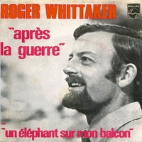 "One Random Single a Day: ""Un éléphant sur mon balcon"" (1970) by Roger Whittaker"