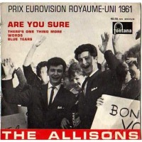 "One Random Single a Day #23: ""Are You Sure"" (1961) by The Allisons"