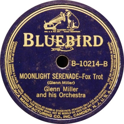 glenn-miller-moonlight-serenade-bluebird-78