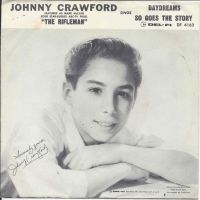 "One Random Single a Day #38: ""Daydreams"" (1961) by Johnny Crawford"