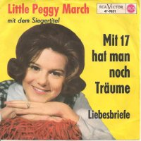 "One Random Single a Day #57: ""Mit 17 hat man noch Träume"" (1965)"