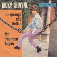 "One Random Single a Day #37: ""Ich sprenge alle Ketten"" (1967) by Ricky Shayne"
