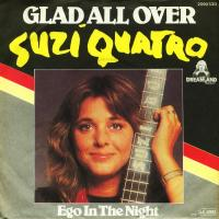 "One Random Single a Day #75: ""Glad All Over"" (1980) by Suzi Quatro"