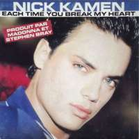 "One Random Single a Day #93: ""Each Time You Break My Heart"" (1986) by Nick Kamen"