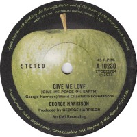 "One Random Single a Day #113: ""Give Me Love (Give Me Peace on Earth)"" (1973) by George Harrison"