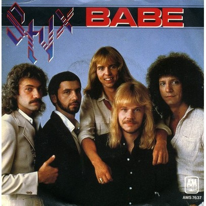 "Every Hot 100 Number-One Single: ""Babe"" (1979) by Styx 