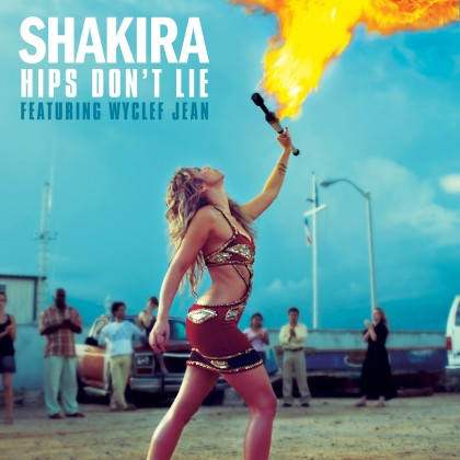 Every Hot 100 Number One Single Hips Dont Lie 2006 By Shakira
