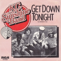"Every Hot 100 Number-One Single: ""Get Down Tonight"" (1975) by KC & the Sunshine Band"