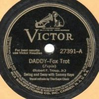 "Every Hot 100 Number-One Single: ""Daddy"" (1941) by Sammy Kaye with the Kaye Choir"