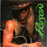 "Every Hot 100 Number-One Single: ""Every Rose Has Its Thorn"" (1988) by Poison"