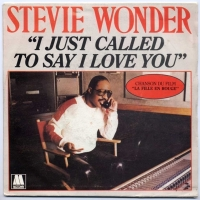 "Every Hot 100 Number-One Single: ""I Just Called to Say I Love You"" (1984) by Stevie Wonder"